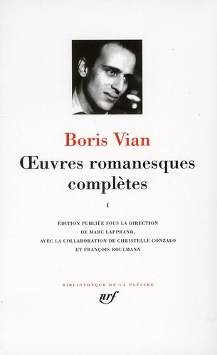 OEUVRES ROMANESQUES COMPLETES (TOME 1)